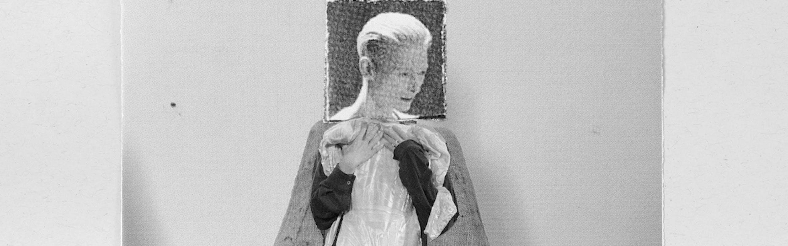 Tilda Swinton in EMBODING PASOLINI la performance ideata con Olivier Saillard