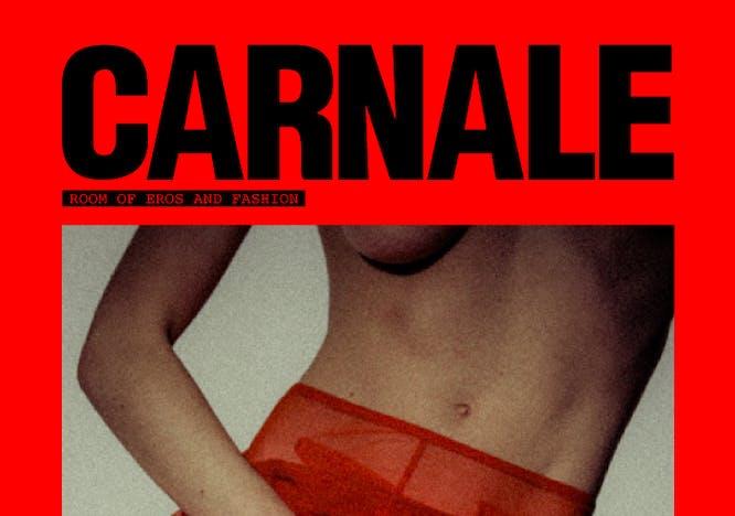 Copertina 01 di Carnale