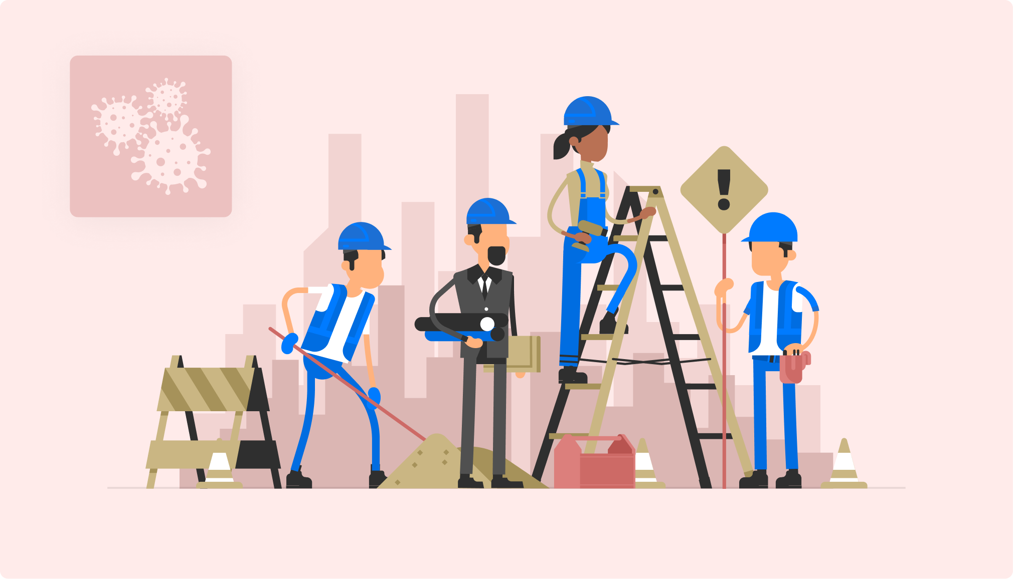 COVID-19 Best Practices for Construction Industry