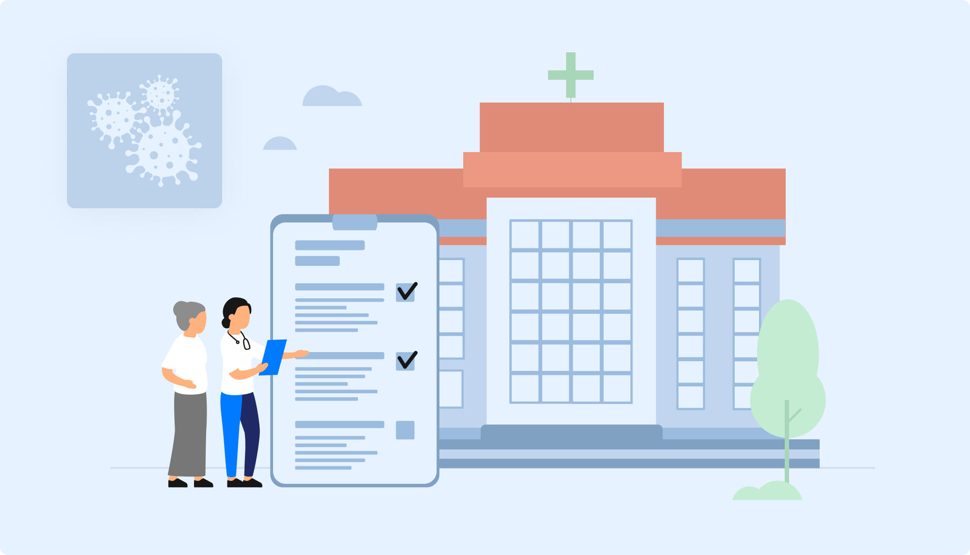 COVID-19 Best Practices for Healthcare Facilities Planning Ahead