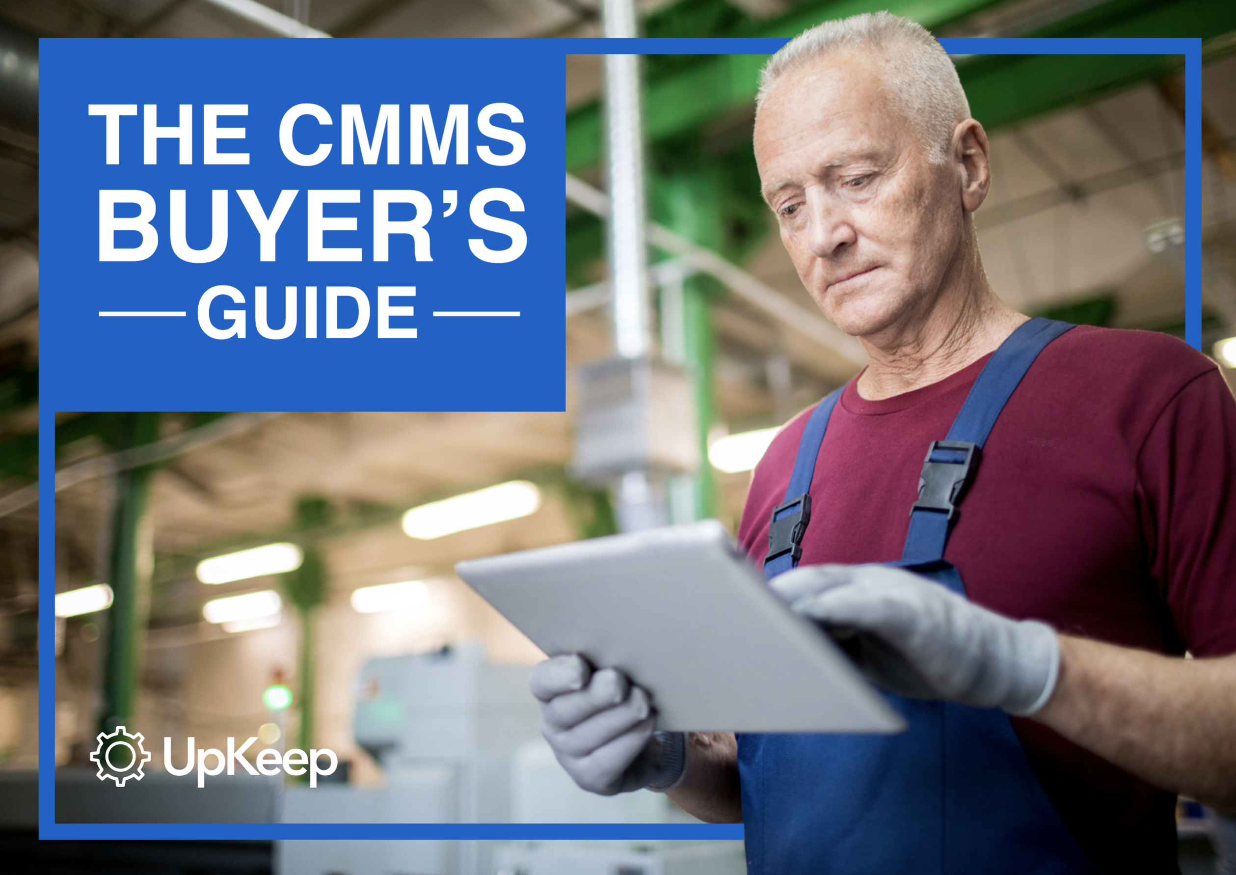 The CMMS Buyer's Guide
