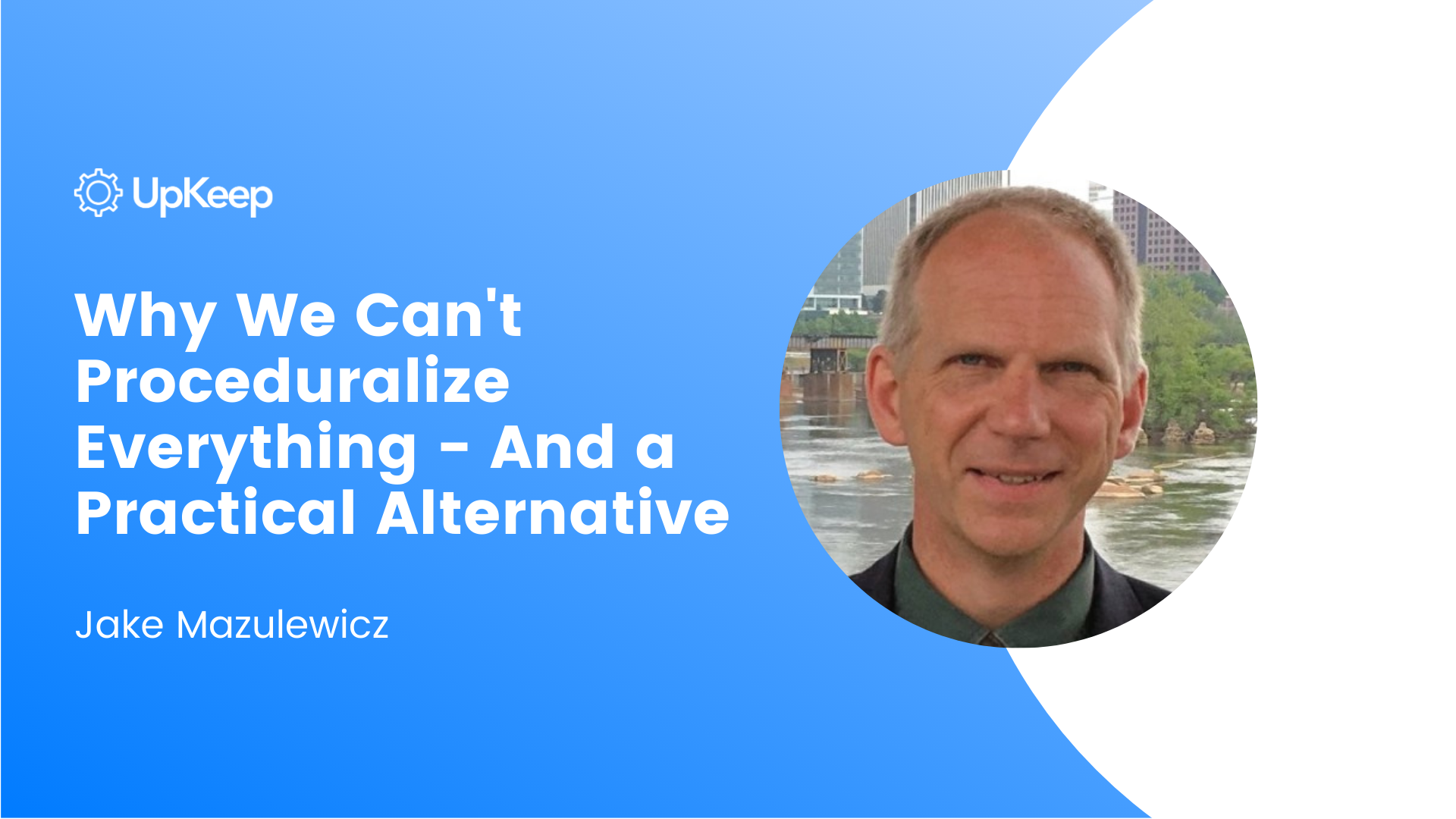 Why We Can't Proceduralize Everything - And a Practical Alternative