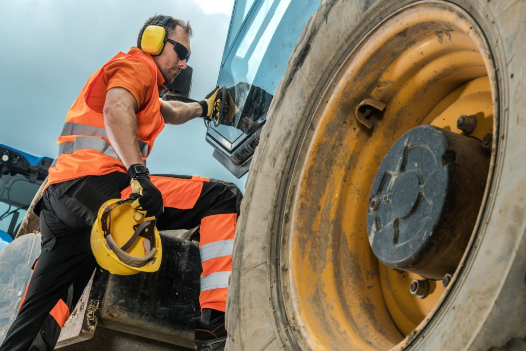 The Best Way to Optimize Your Mobile Equipment Inspections