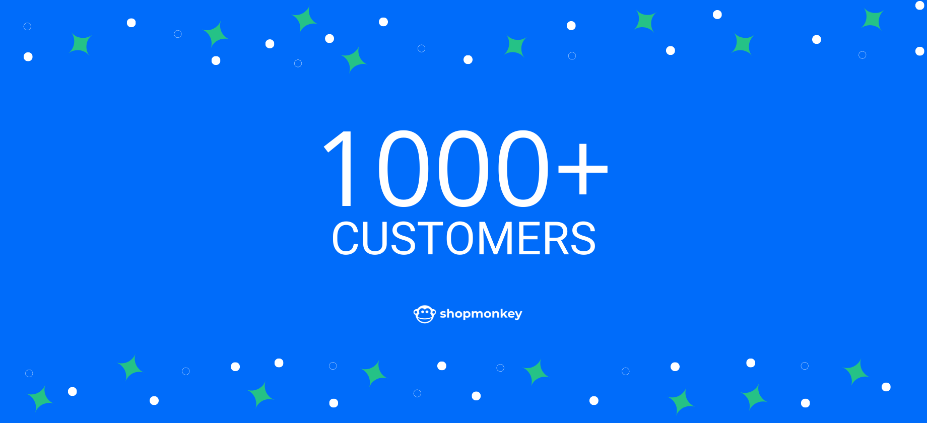 Celebrating Over 1,000 Shopmonkey Customers Article Image