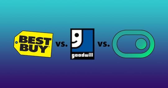 Best Buy vs. Goodwill vs. Dispoteca