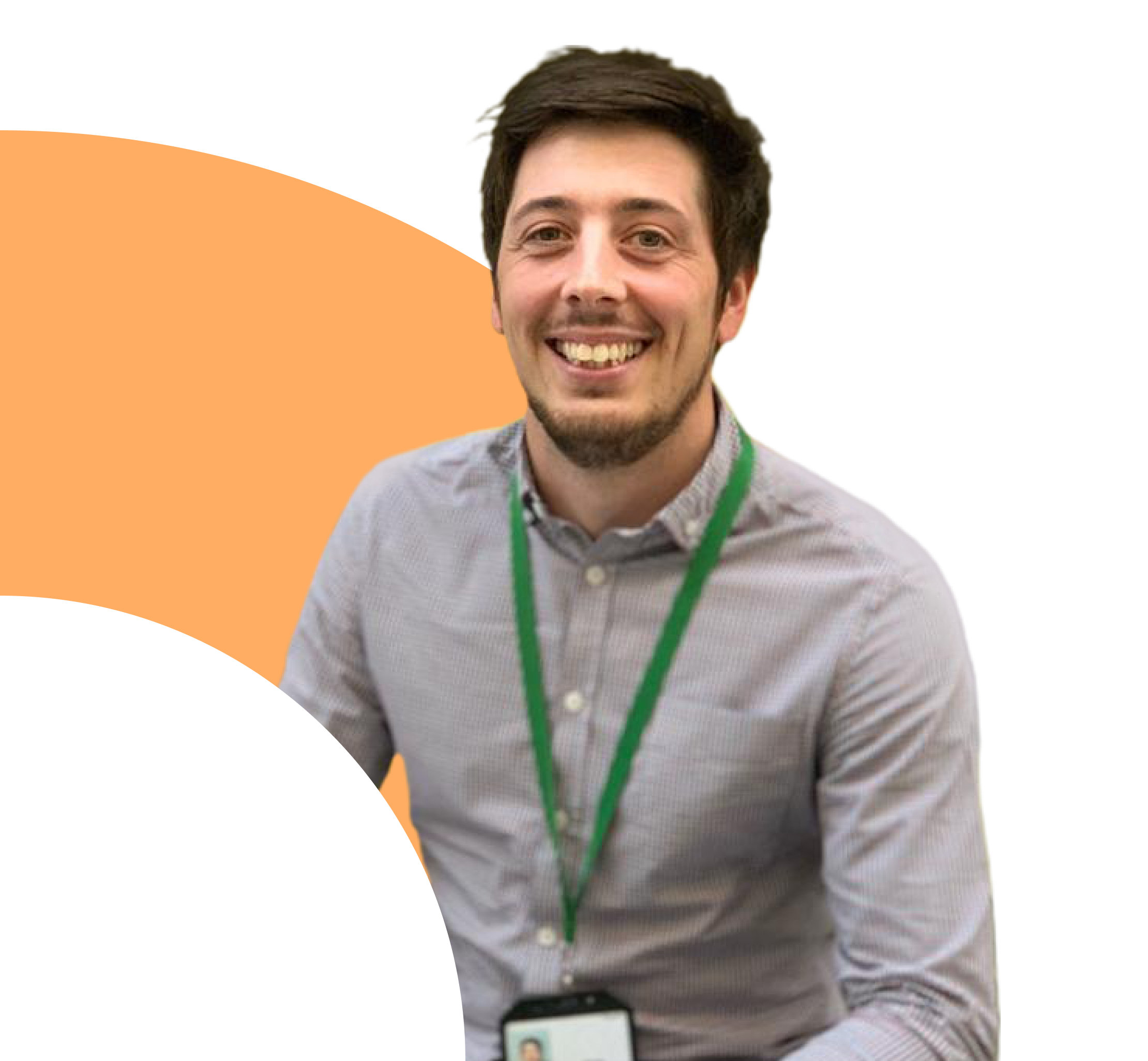 Aaron Lord, UX Design Manager, Holland and Barrett