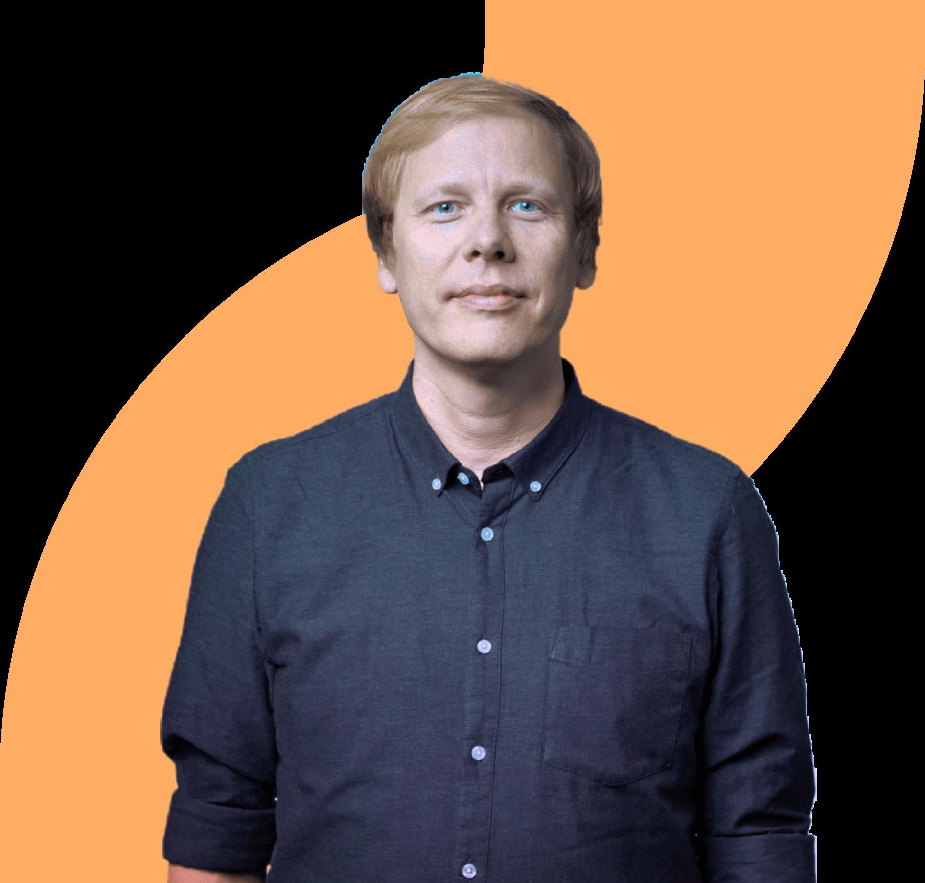 Joakim Schonert, Design Principal, Futurice