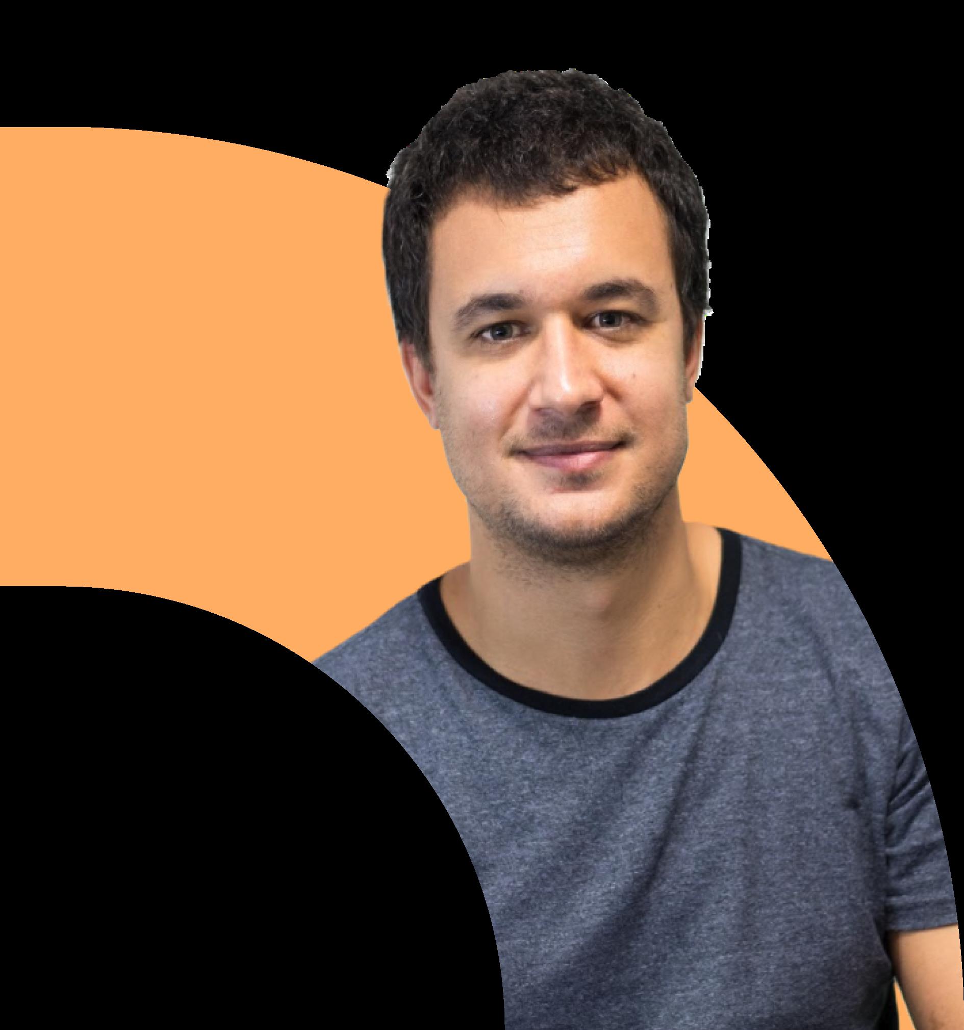 Damián Horn, Head of Design at Tiendanube