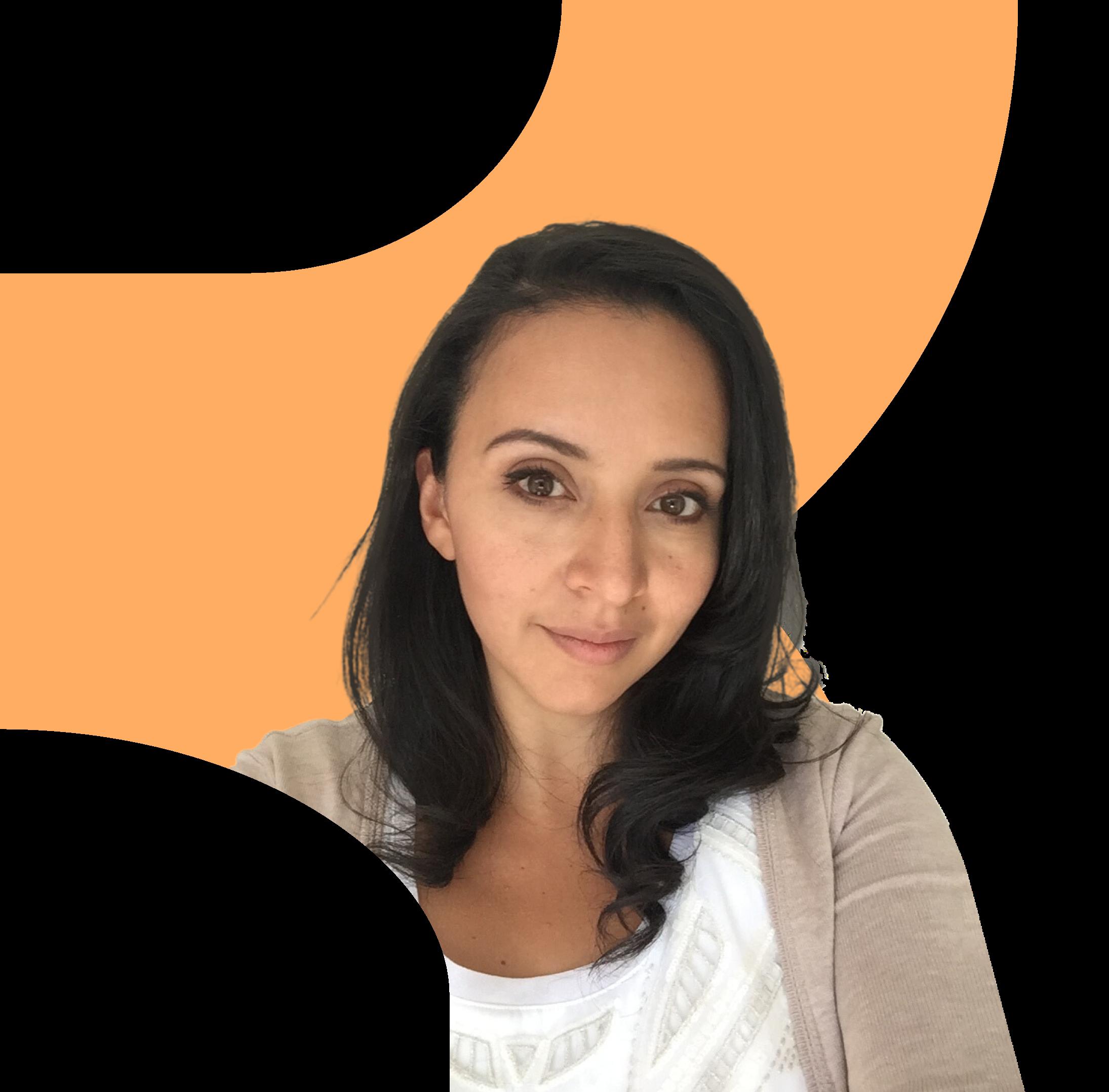 Diana Argueta, UX/UI Designer, Stori Card