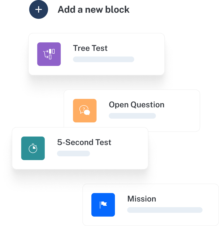 Build tests as simple, or dynamic, as you like