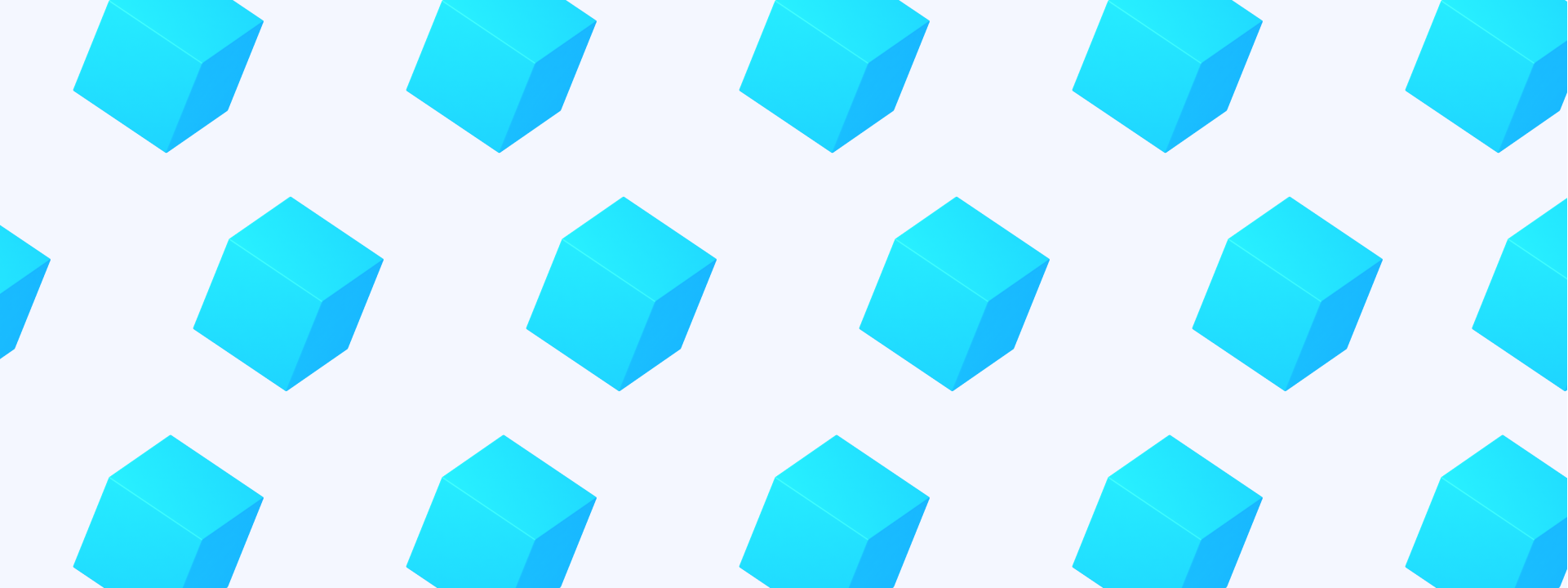 cubes blog cover