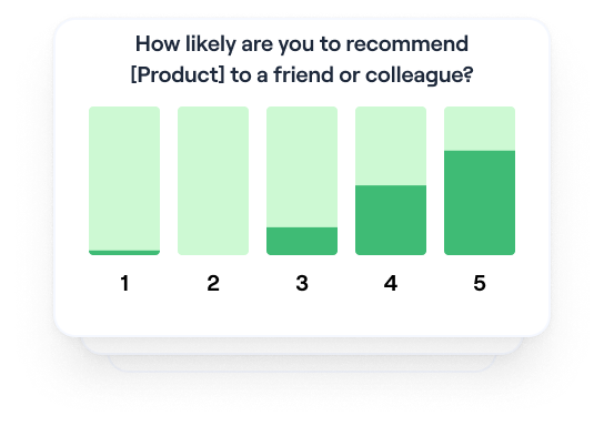 Get fast product feedback