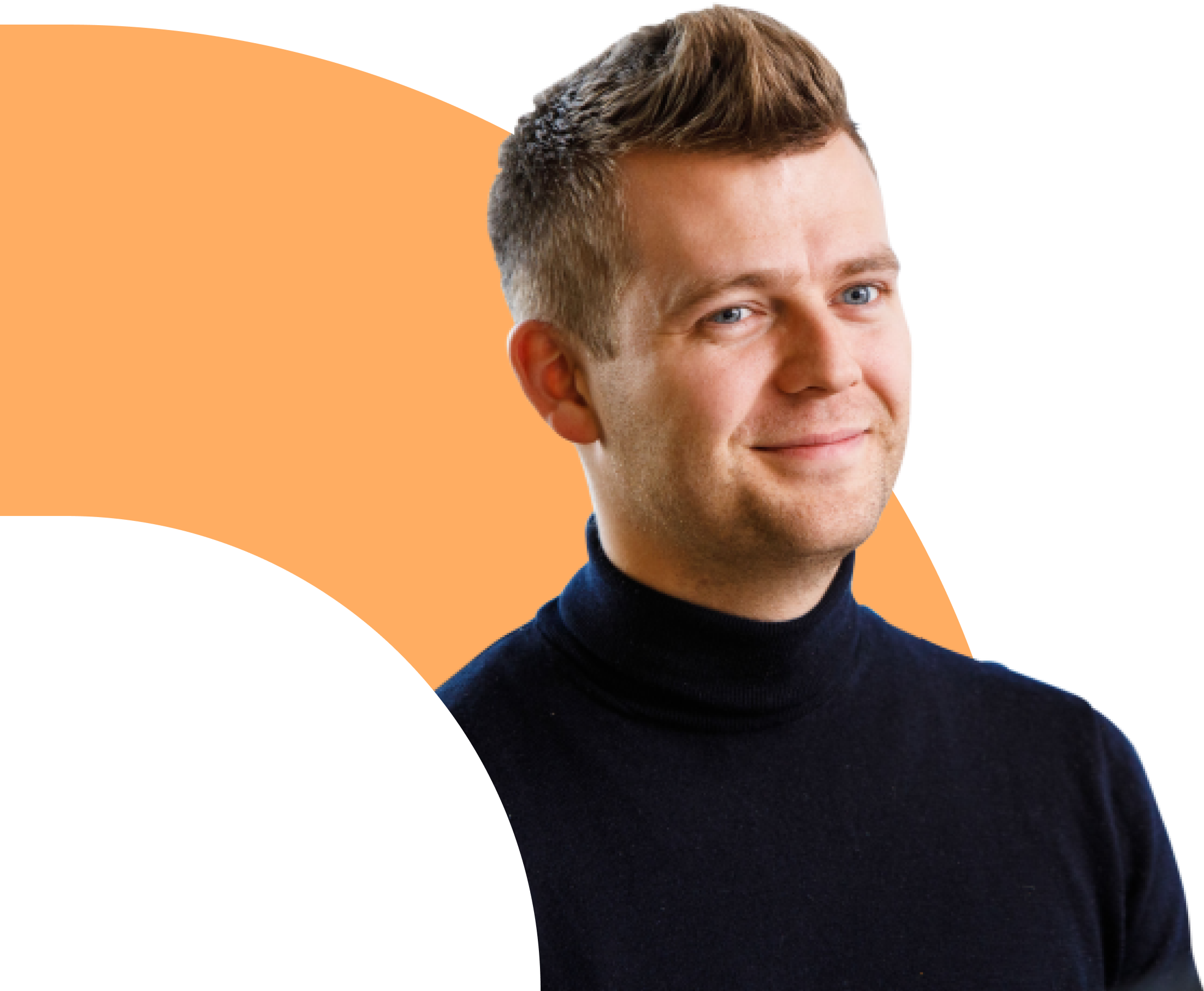 Albert Hauksson, Lead UX Designer and Design Team Lead at Meniga