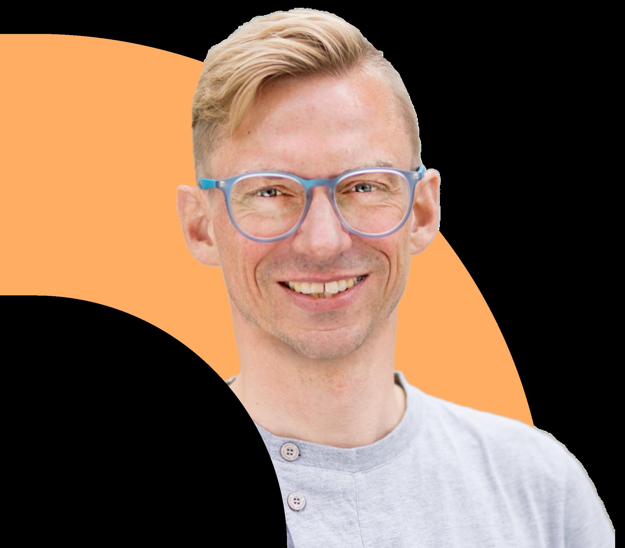 Rasmus Sund Hald, Lead Designer, Plant Jammer