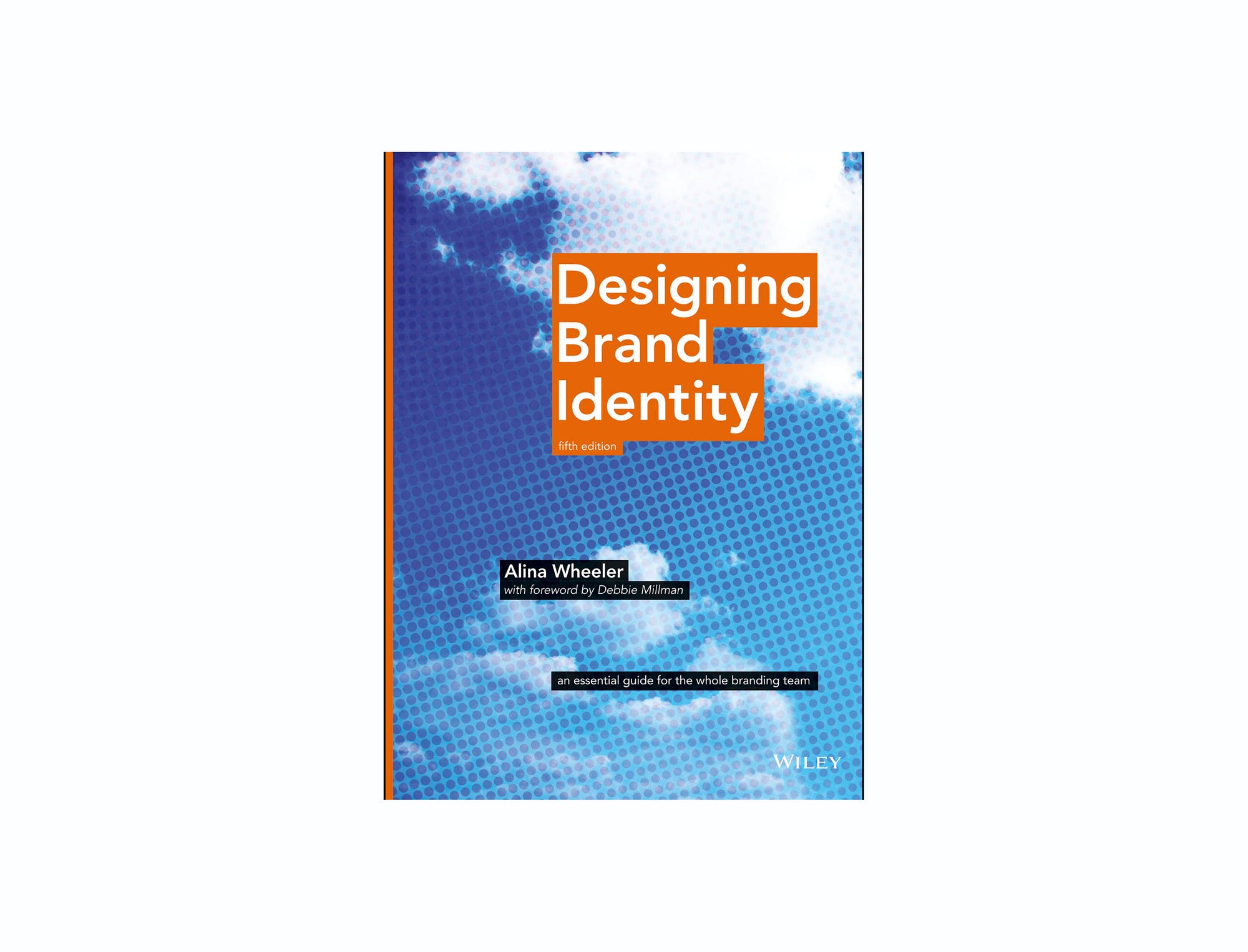 designing brand identity book