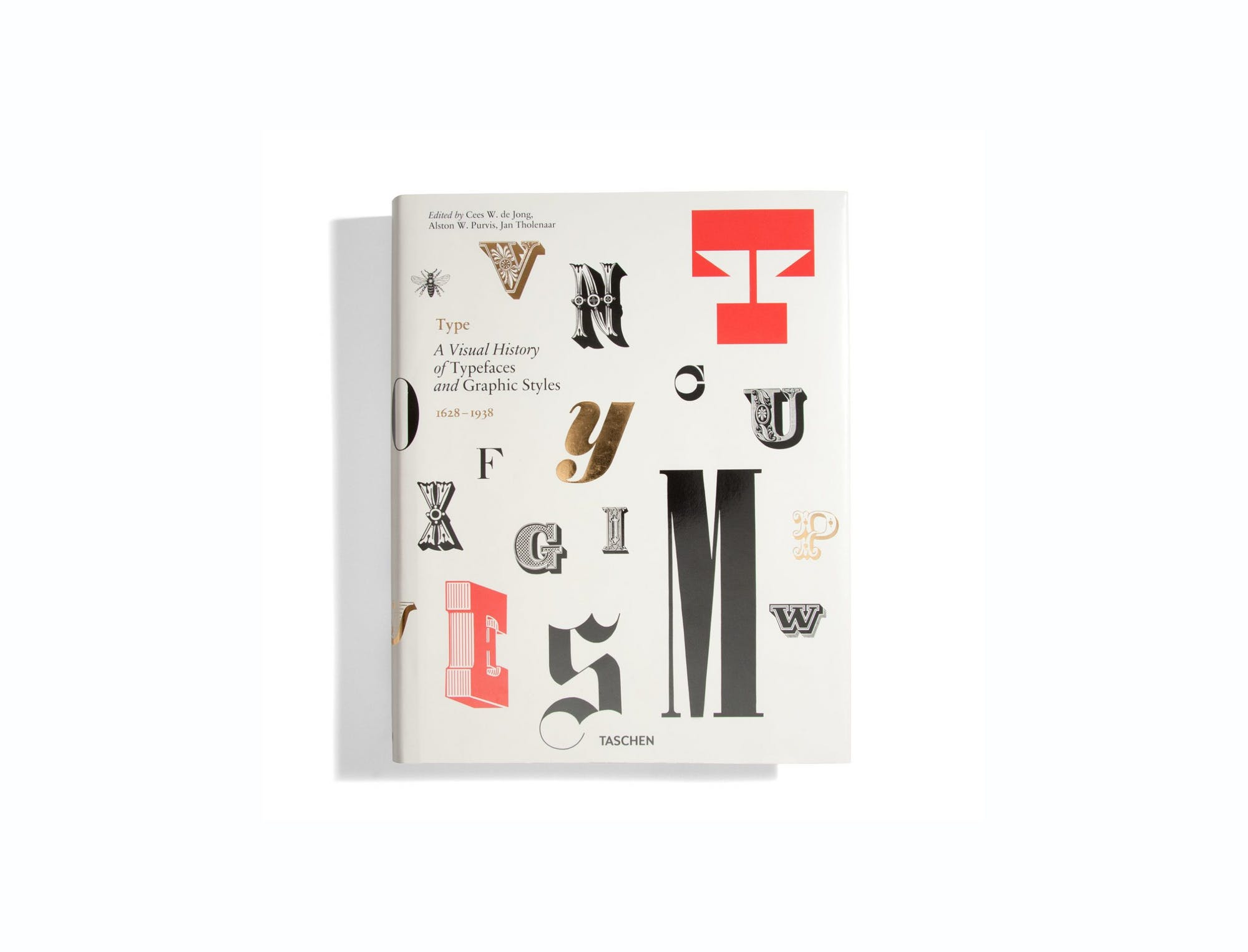 a visual history of fonts and typefaces book