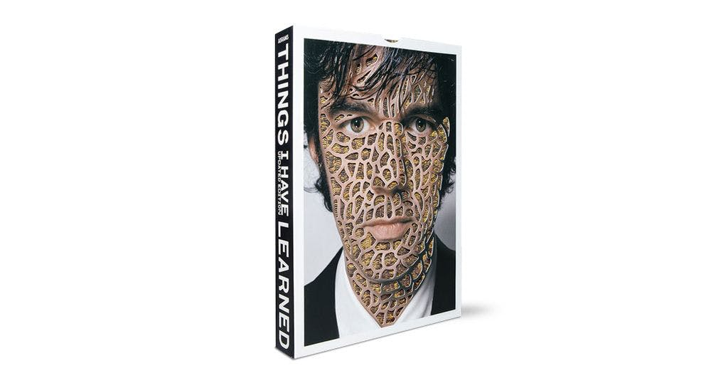 Things I Have Learned In My Life So Far book by Stefan Sagmeister