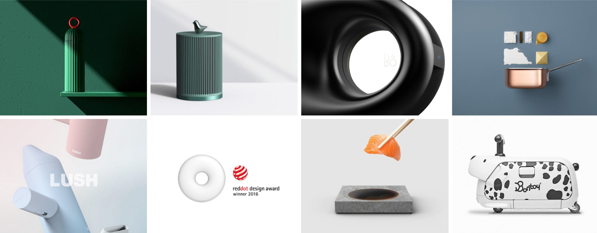 design physical products examples
