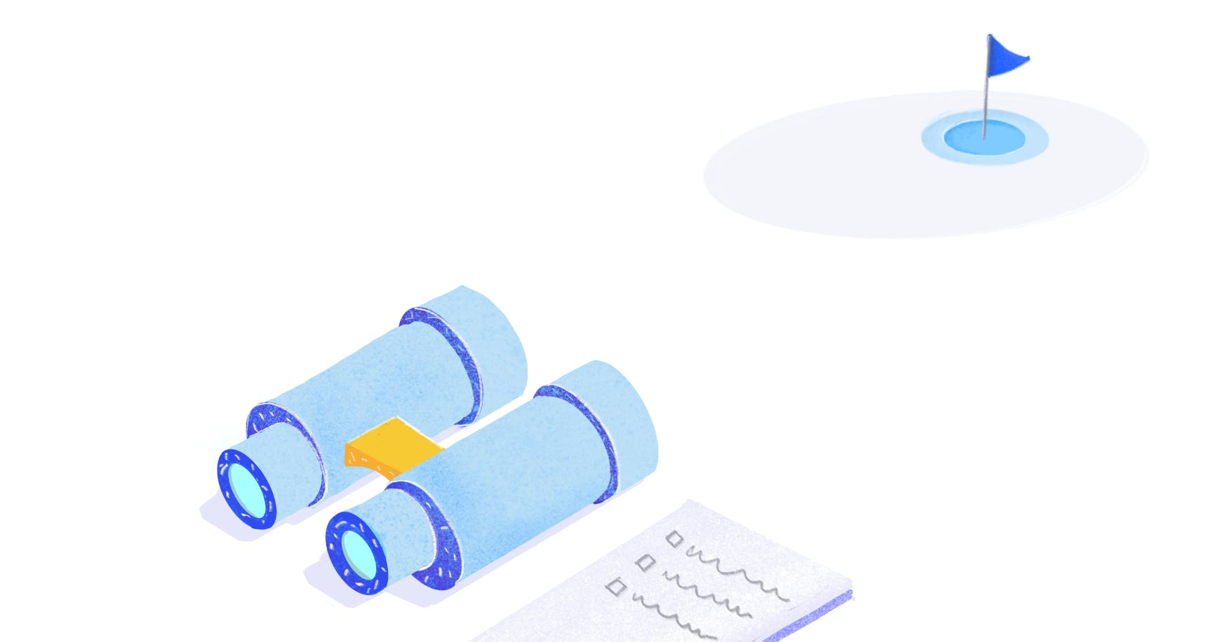 user goals testing illustration