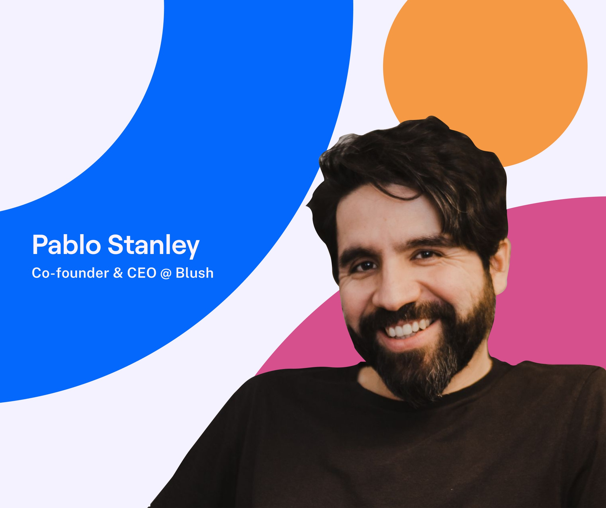 """Bringing your laptop to bed—that's a horrible mistake"": Pablo Stanley on life as a remote designer"