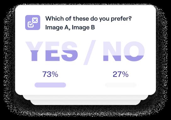 Get preference on web designs