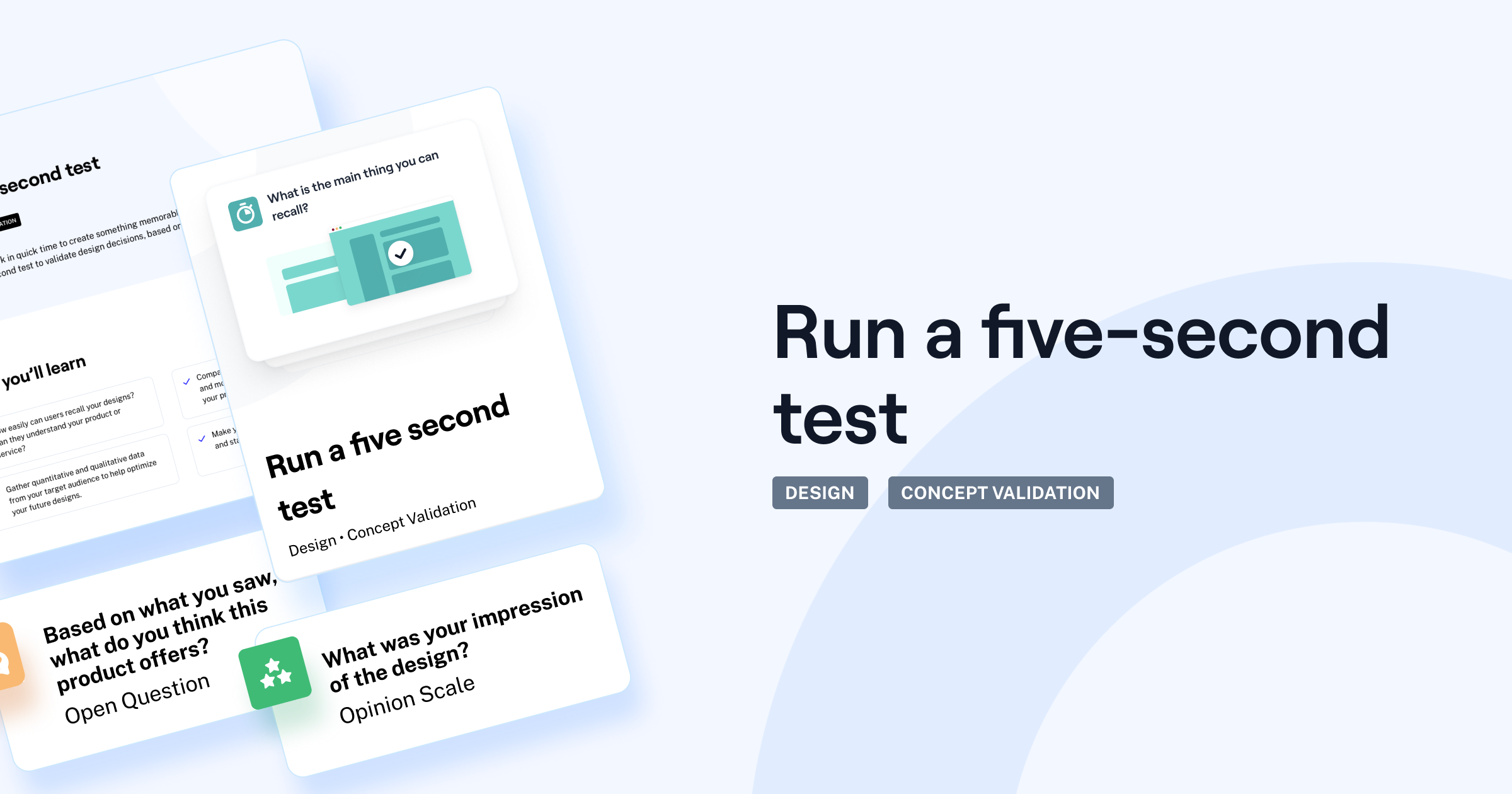 five-second-test-template