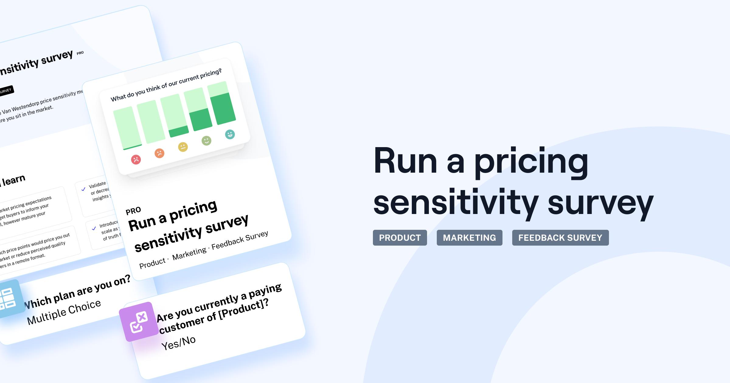 pricing-sensitivity-survey-template