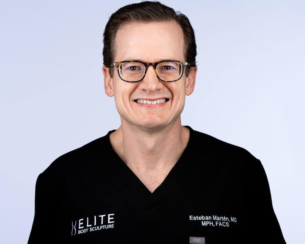 Dr. Esteban Marten