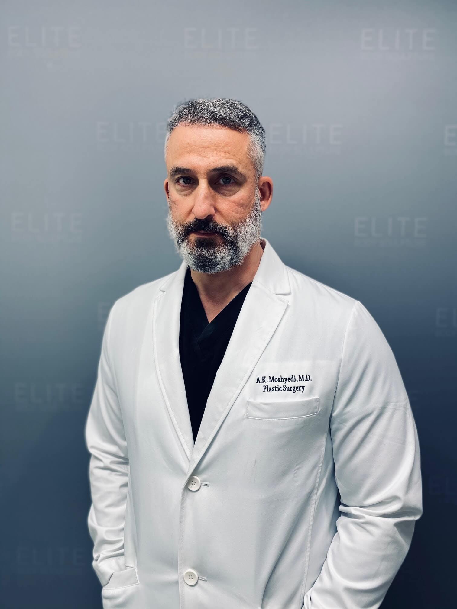 Dr. Armin Karl Moshyedi