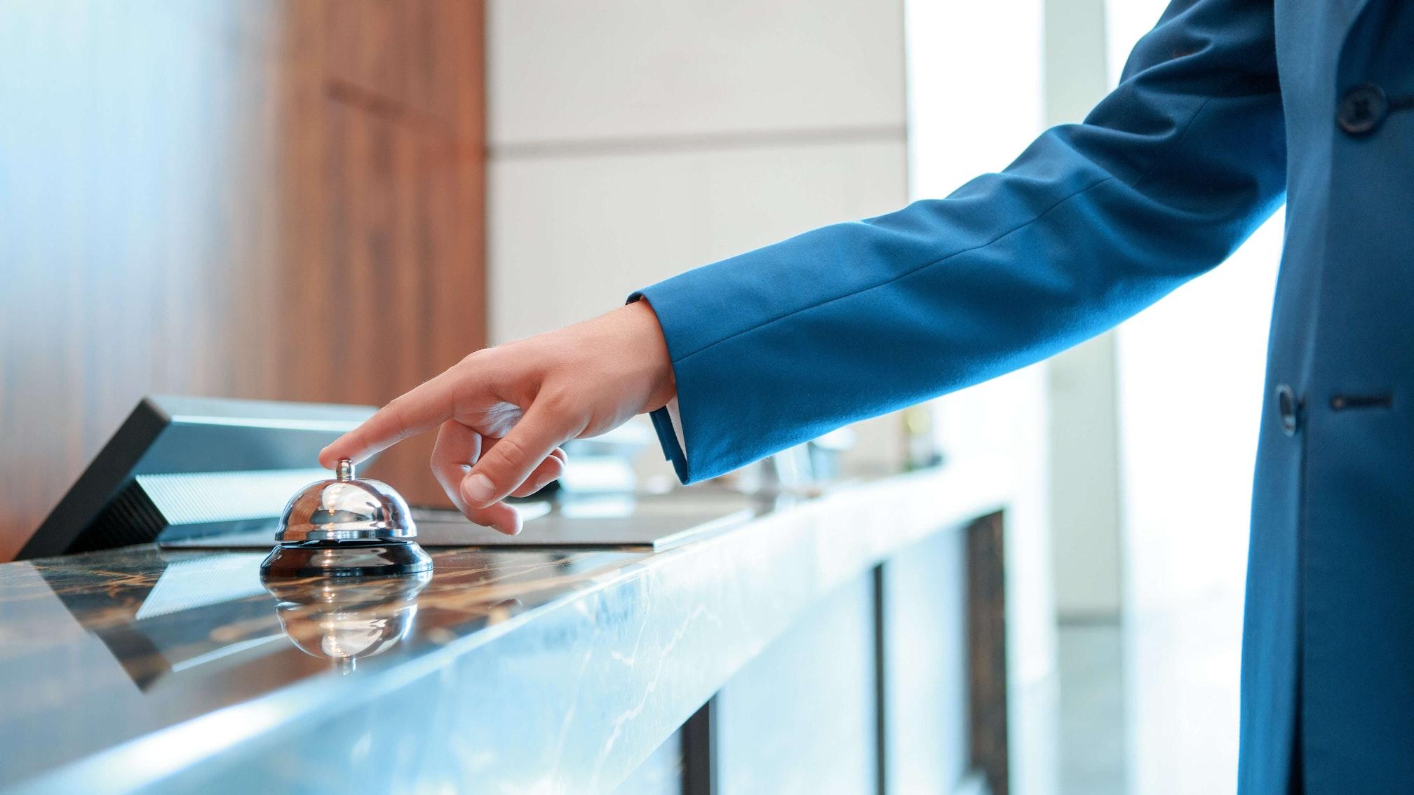 Concierge Reception