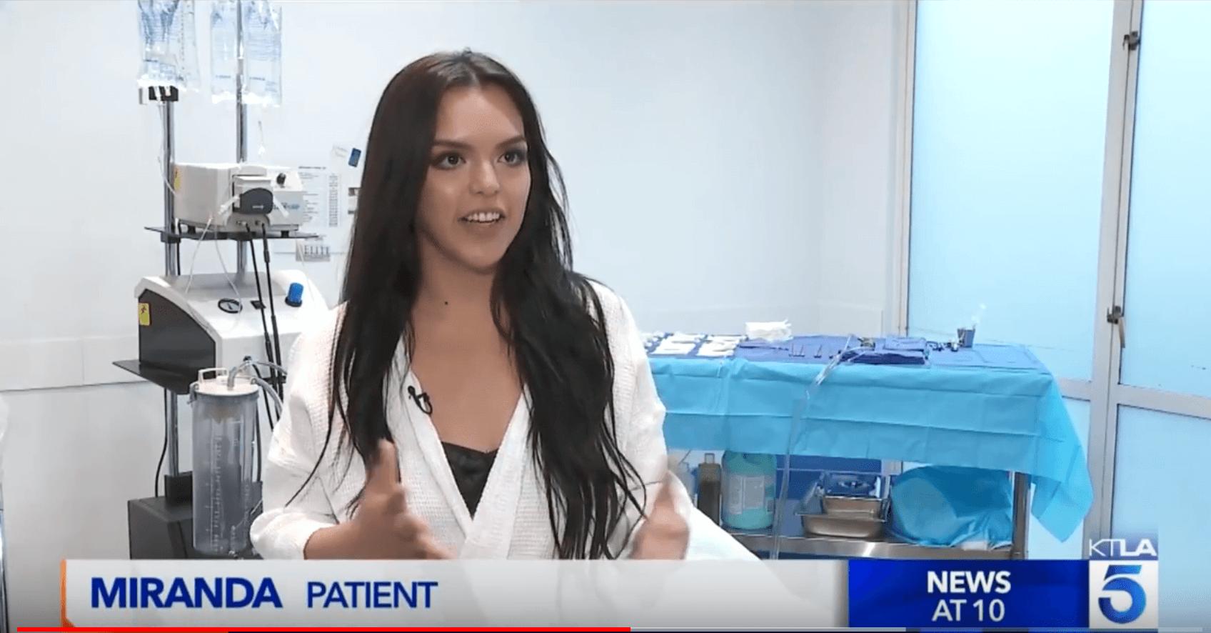 miranda patient