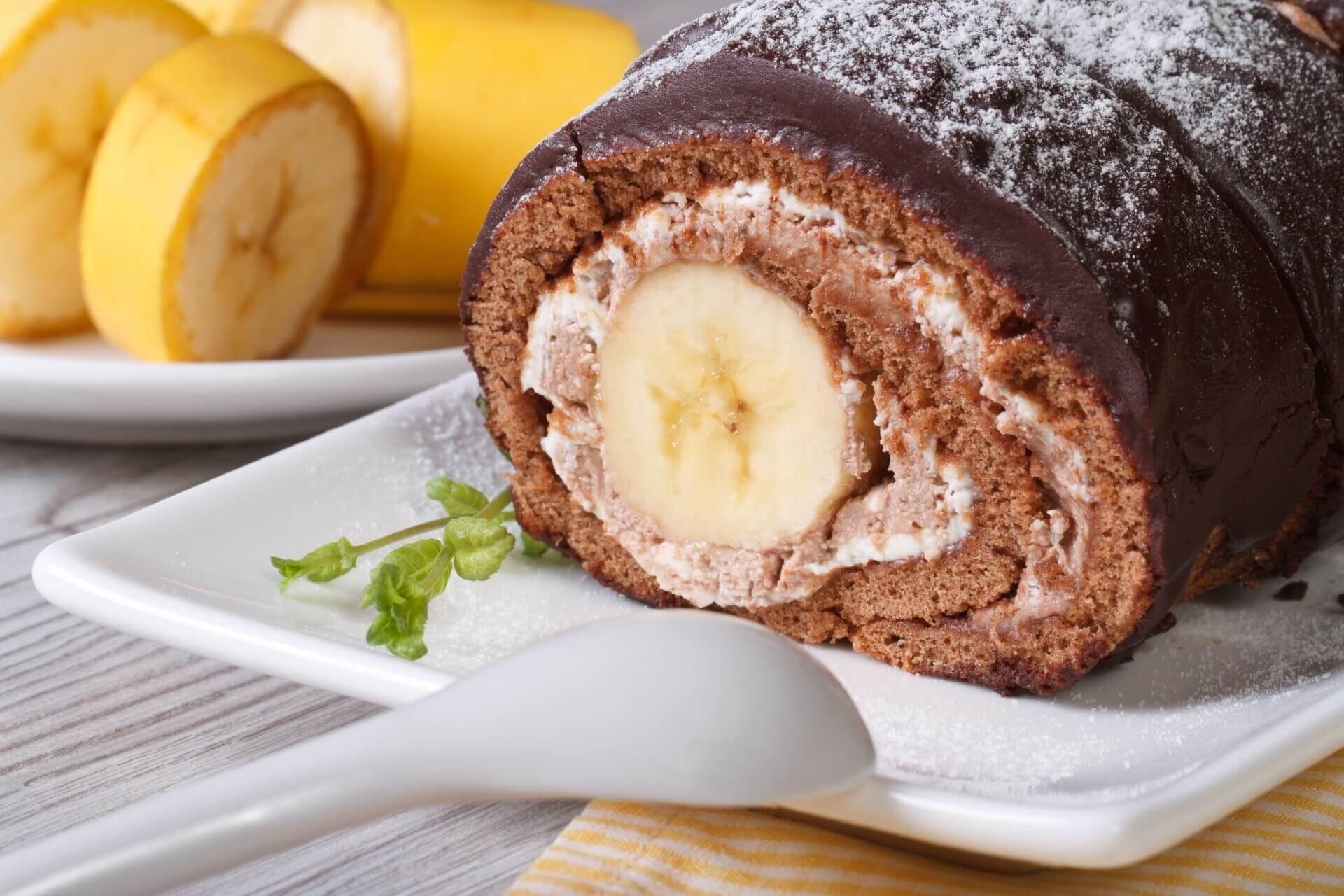 Banana Roll Fat