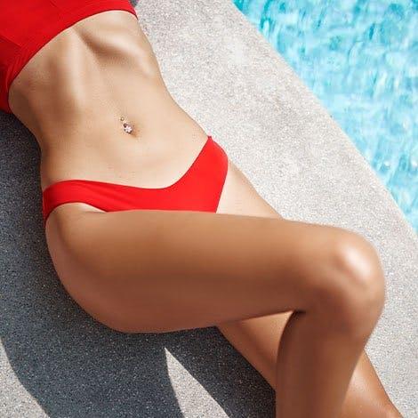 Lower Stomach Liposcution