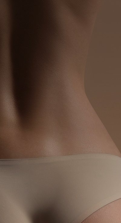 Lower back airsculpt procedure