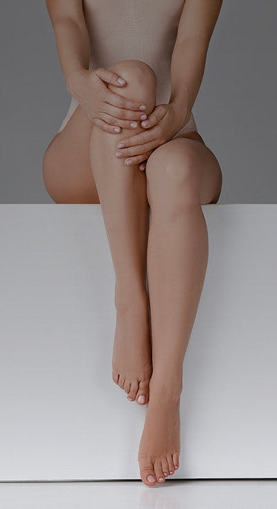 Knee AirSculpt Procedure