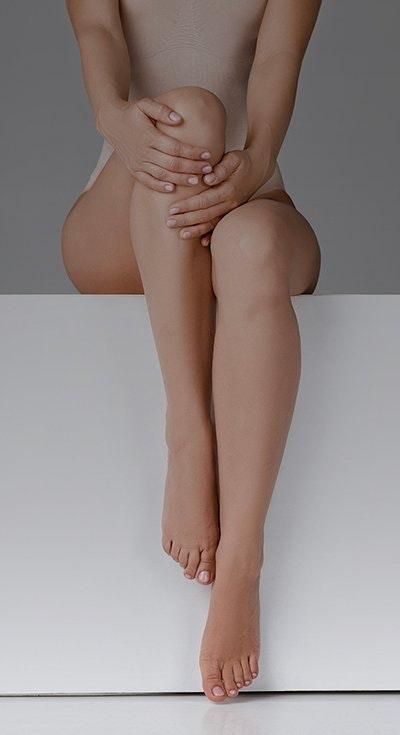Knee AirSculpt Procedure