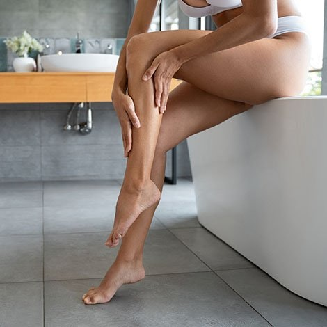 Knee Fat Removal