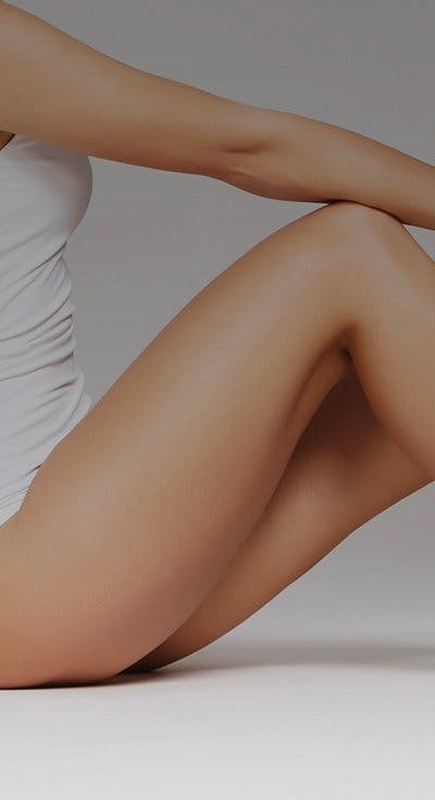Outer Thigh AirSculpt Procedure