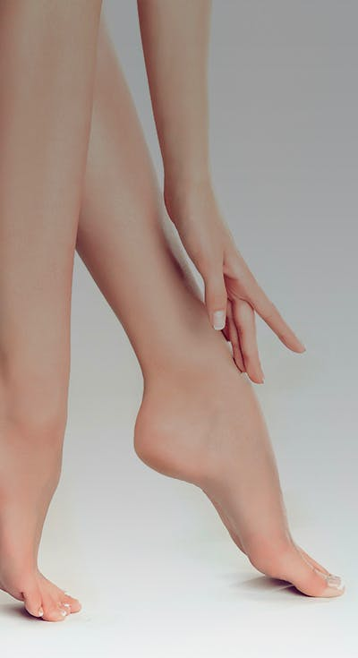 Cankle Ankles AirSculpt Procedure