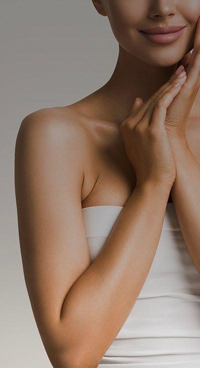 Armpit and underarm AirSculpt Procedure