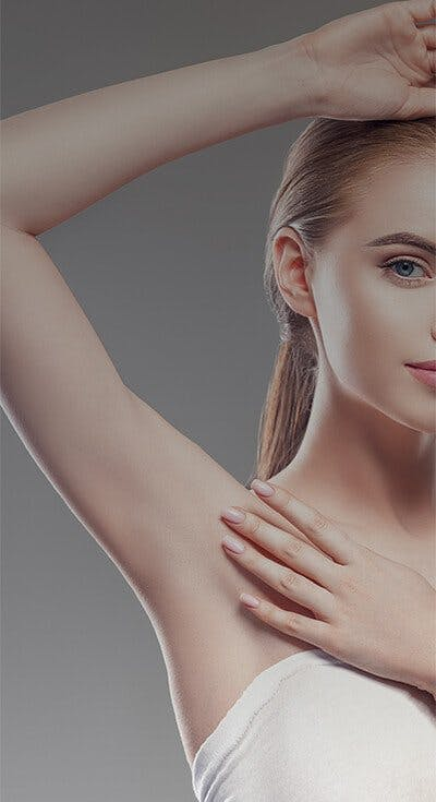 Arm AirSculpt Procedure