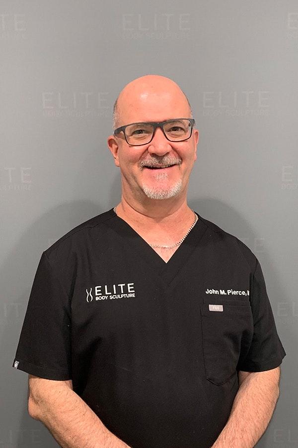 Dr. John Pierce