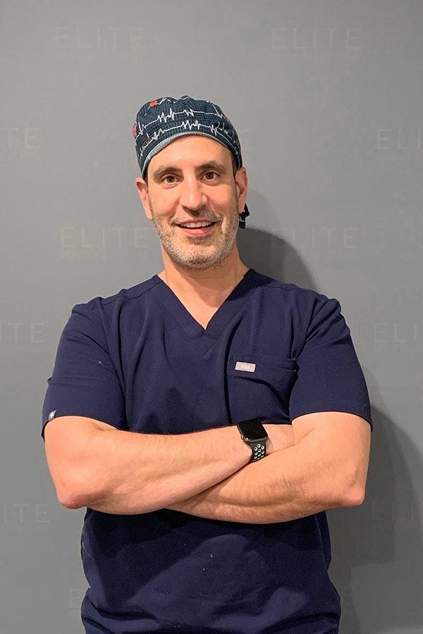 Dr. Oren Tessler