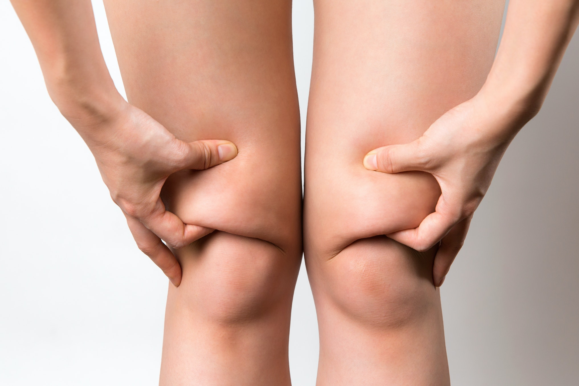 5 Easy Ways to Lose Knee Fat