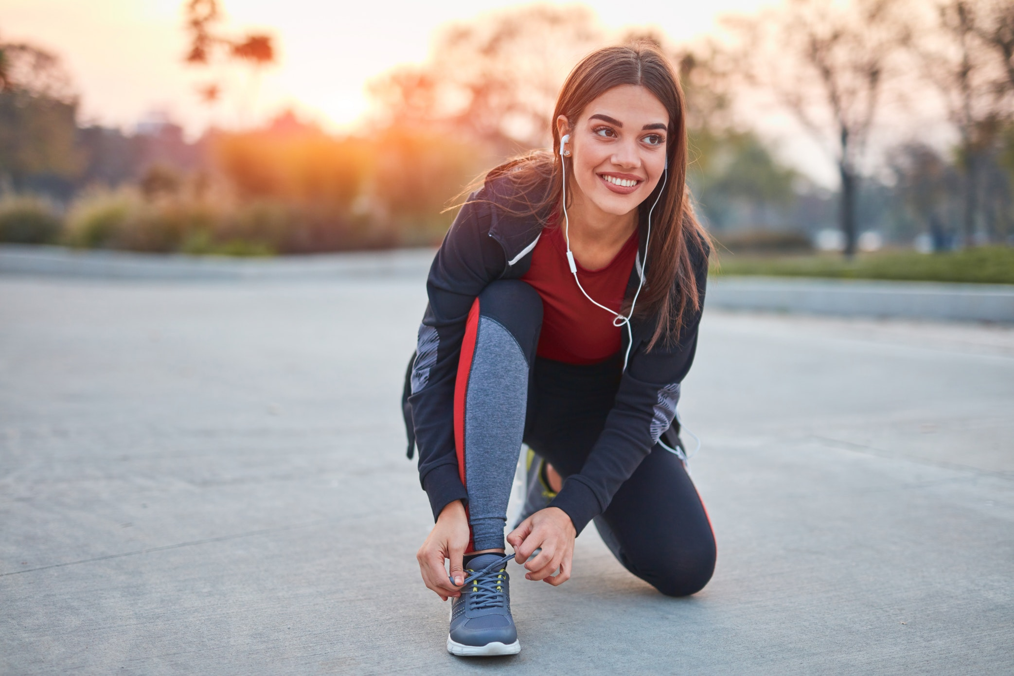 Running, Yoga, and Other Exercises To Help Get Rid of Saddlebags
