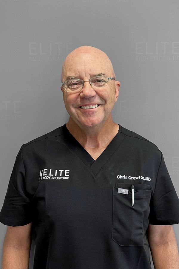 Dr. Christopher Crawford  Elite Body Sculpture