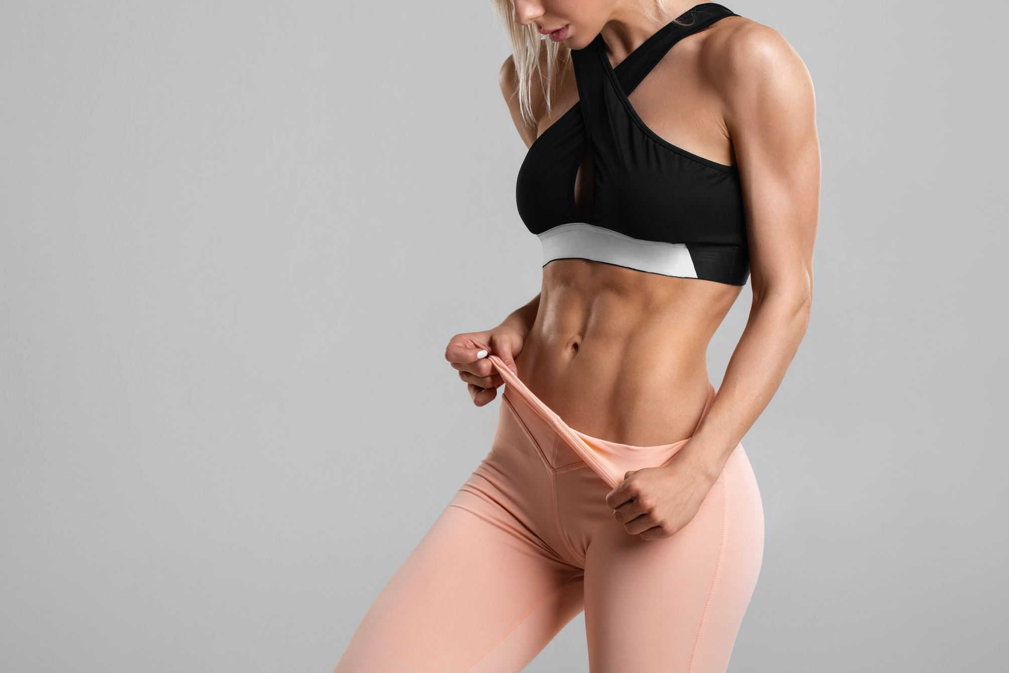 Looking to Reduce Abdominal Fat Without Surgery? Follow These Steps