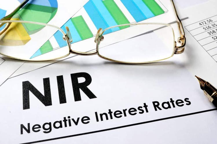 Negative Interest Rates and UK Pensions