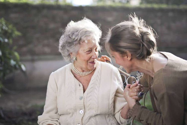 Dealing with a Loved One With Dementia