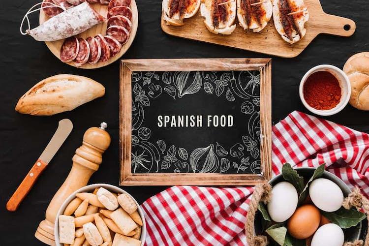 4 Tasty Spanish Food Ideas